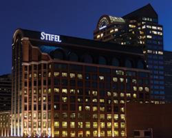 Stifel Home Office St. Louis Missouri, Financial Advisor, Chesterfield